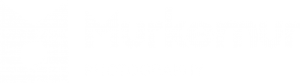 Murkemur logo in white